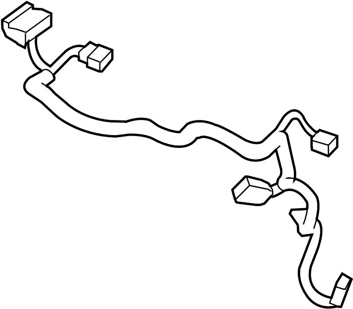 subaru wrx headlight wiring harness