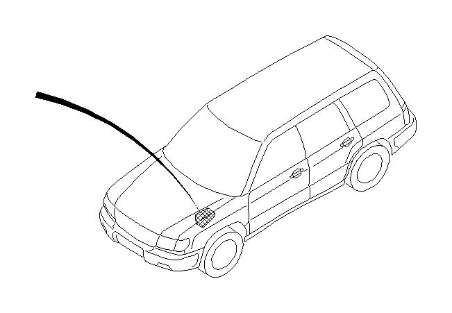Subaru Forester Fuse