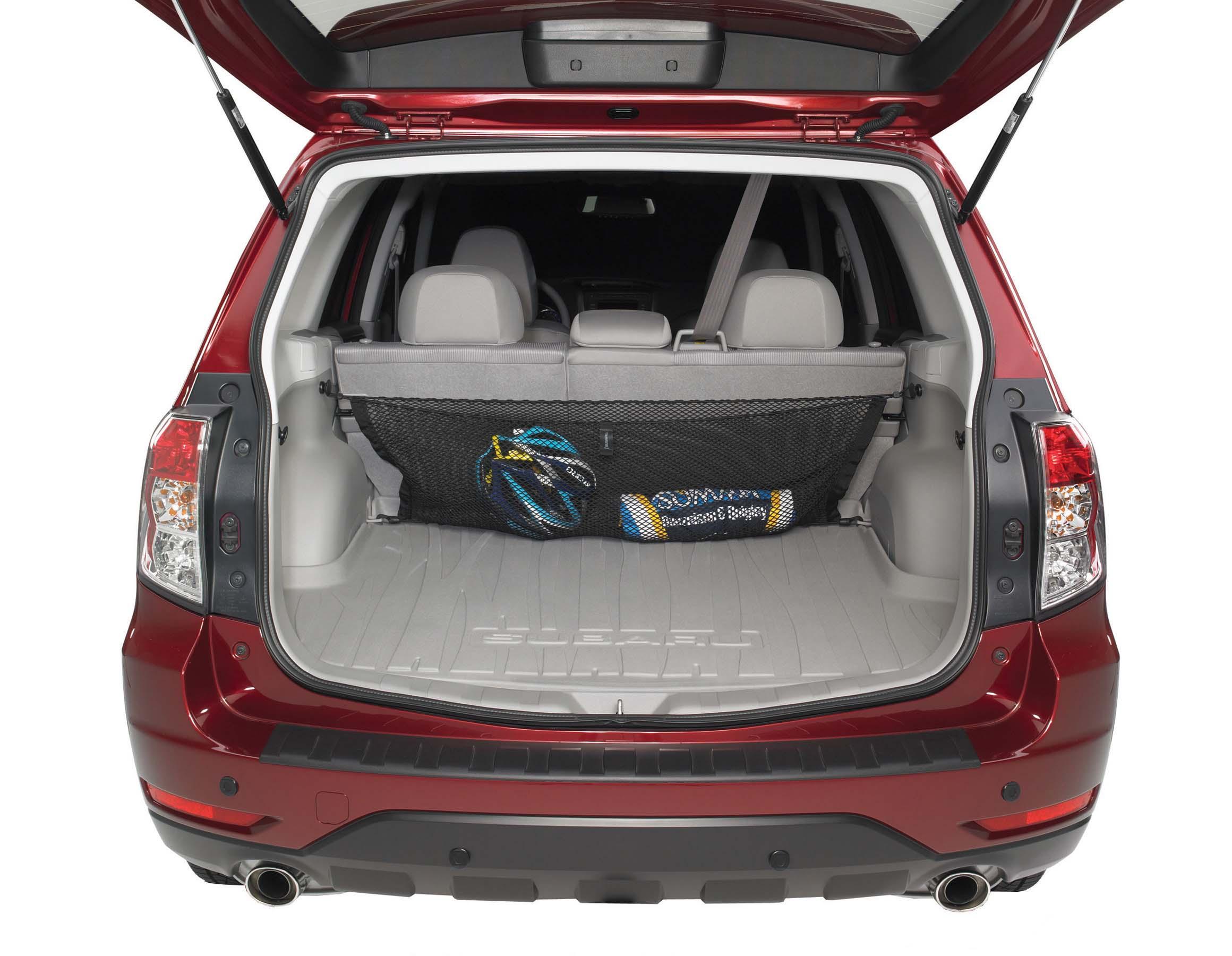 2010 subaru forester cargo net seat back interior for Colorado springs motor vehicle registration