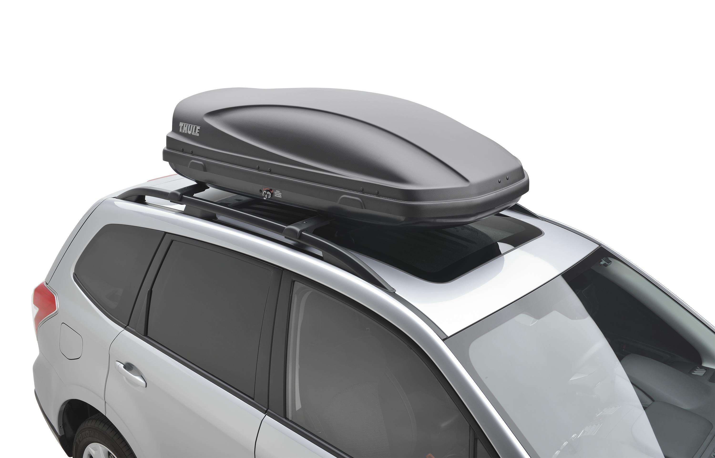 2016 subaru crosstrek thule roof cargo carrier provides. Black Bedroom Furniture Sets. Home Design Ideas