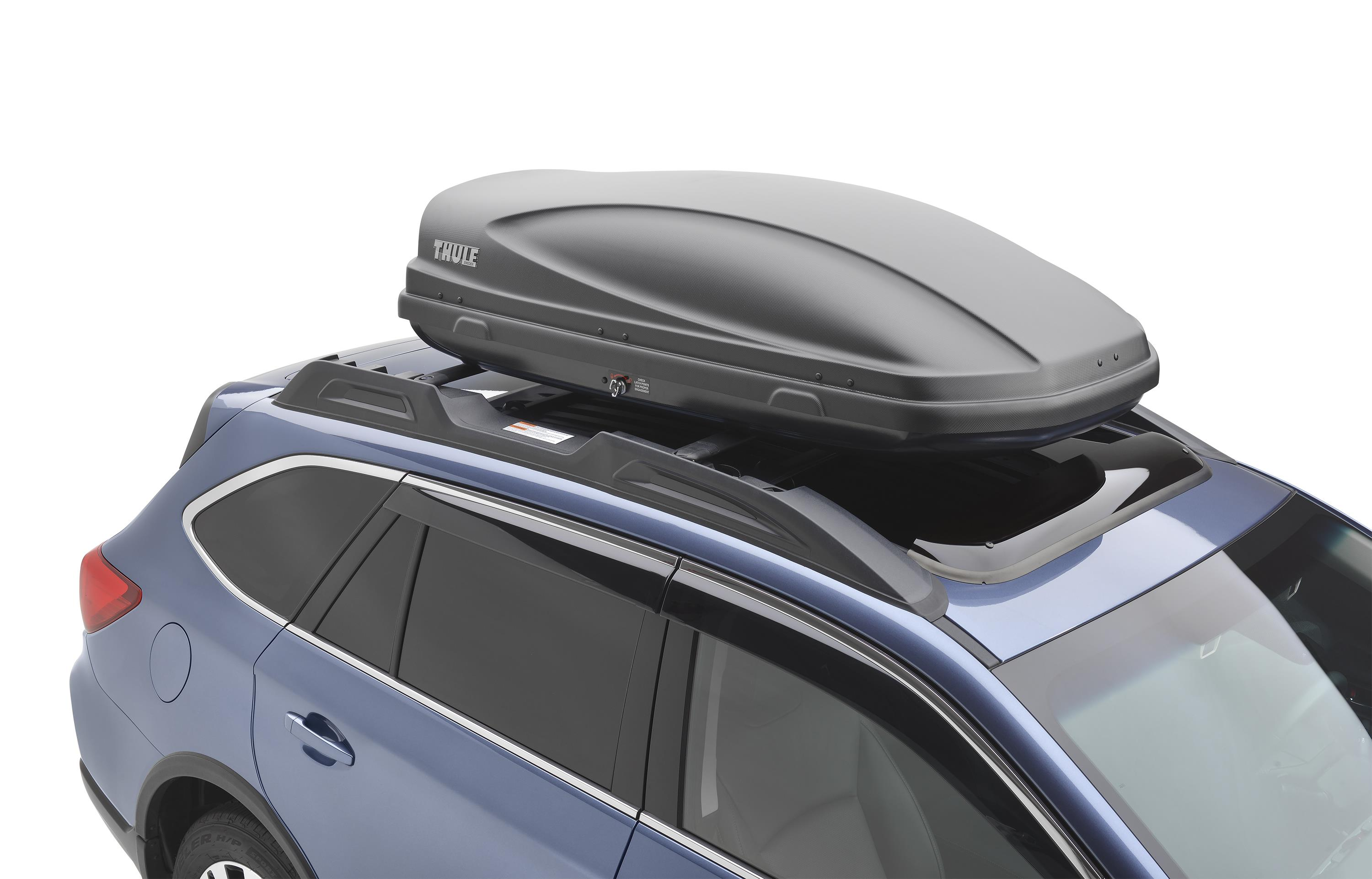 2017 Subaru Outback Thule Roof Cargo Carrier Provides