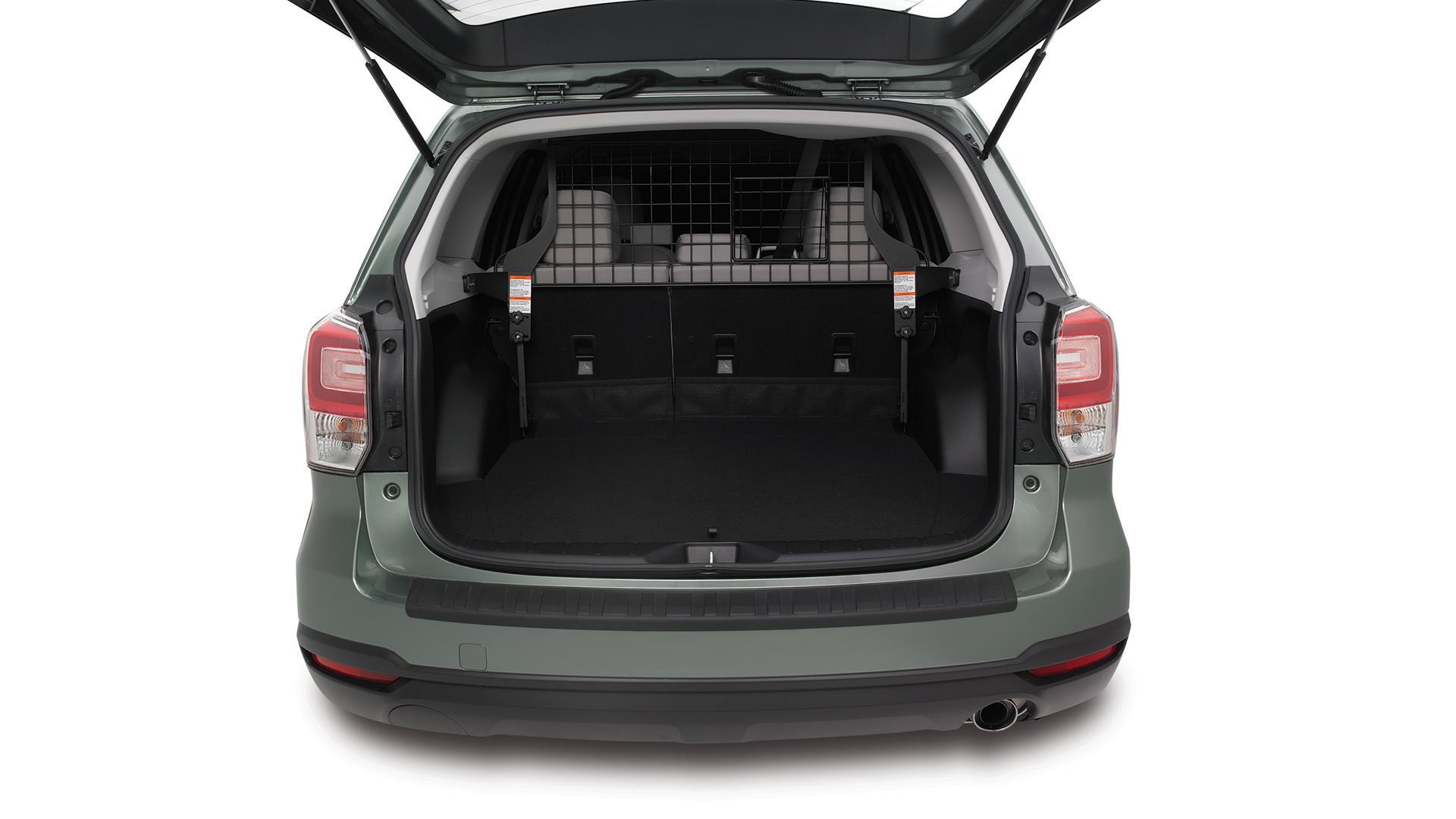 Shop Genuine 2014 Subaru Forester Accessories From Heuberger Subaru
