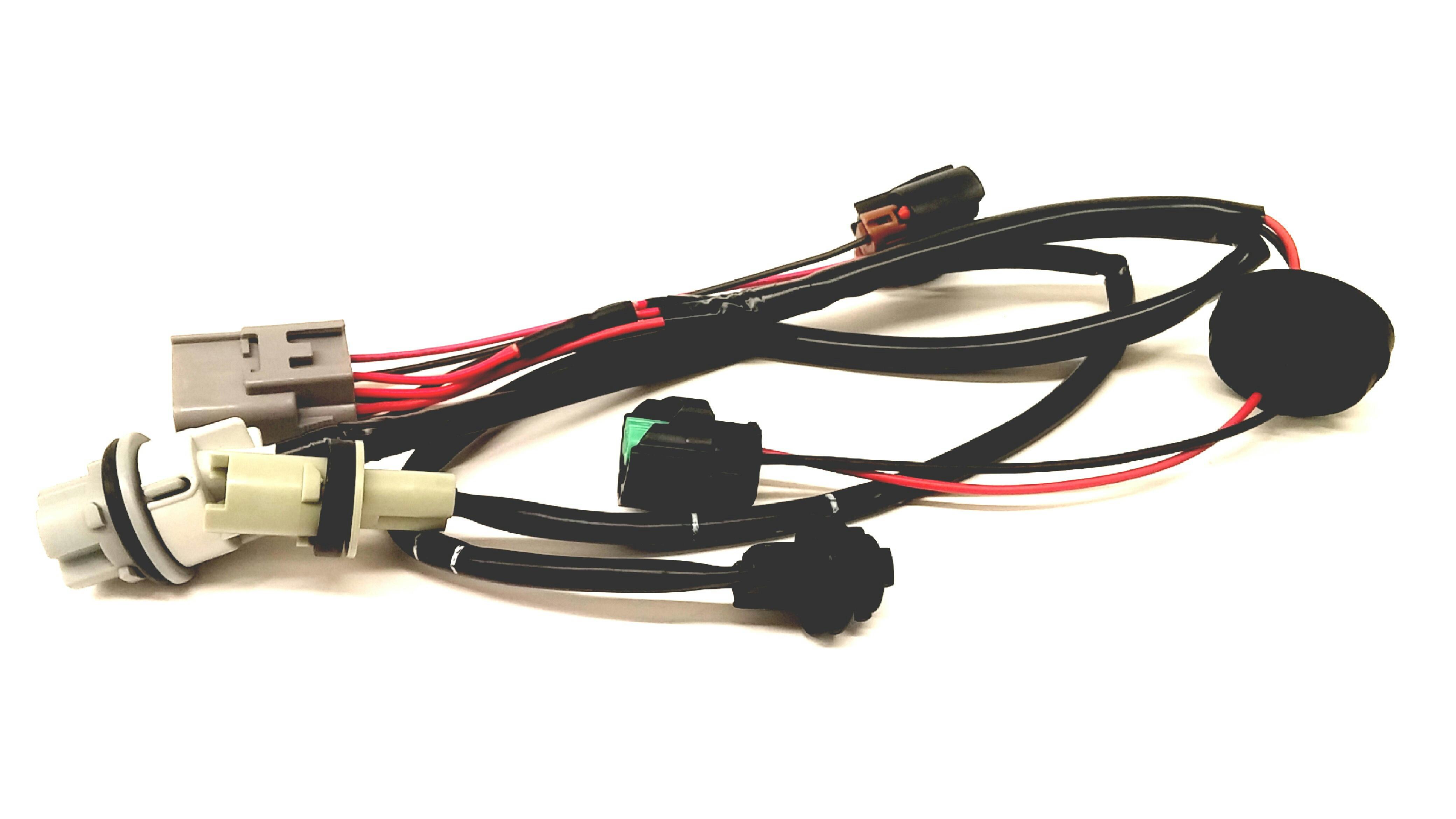 Subaru Forester Headlight Wiring Harness