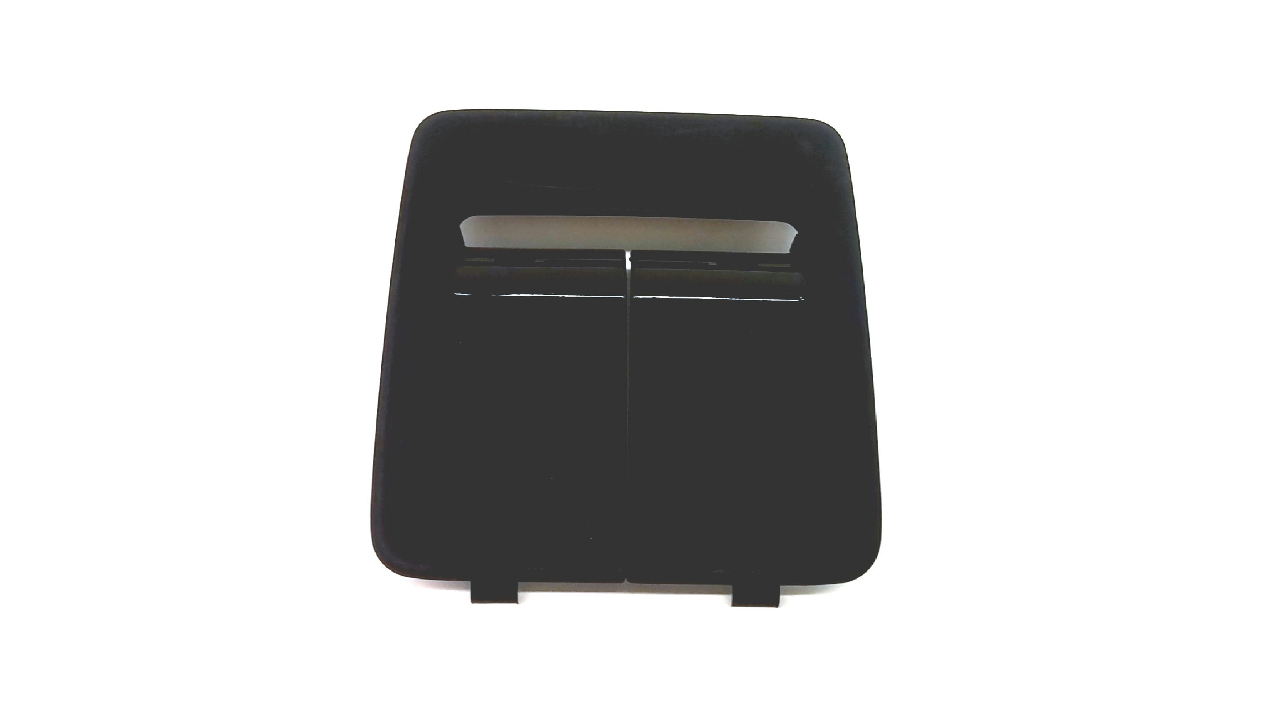 Subaru Impreza Seat Belt Retractor Cover  Rear  Black